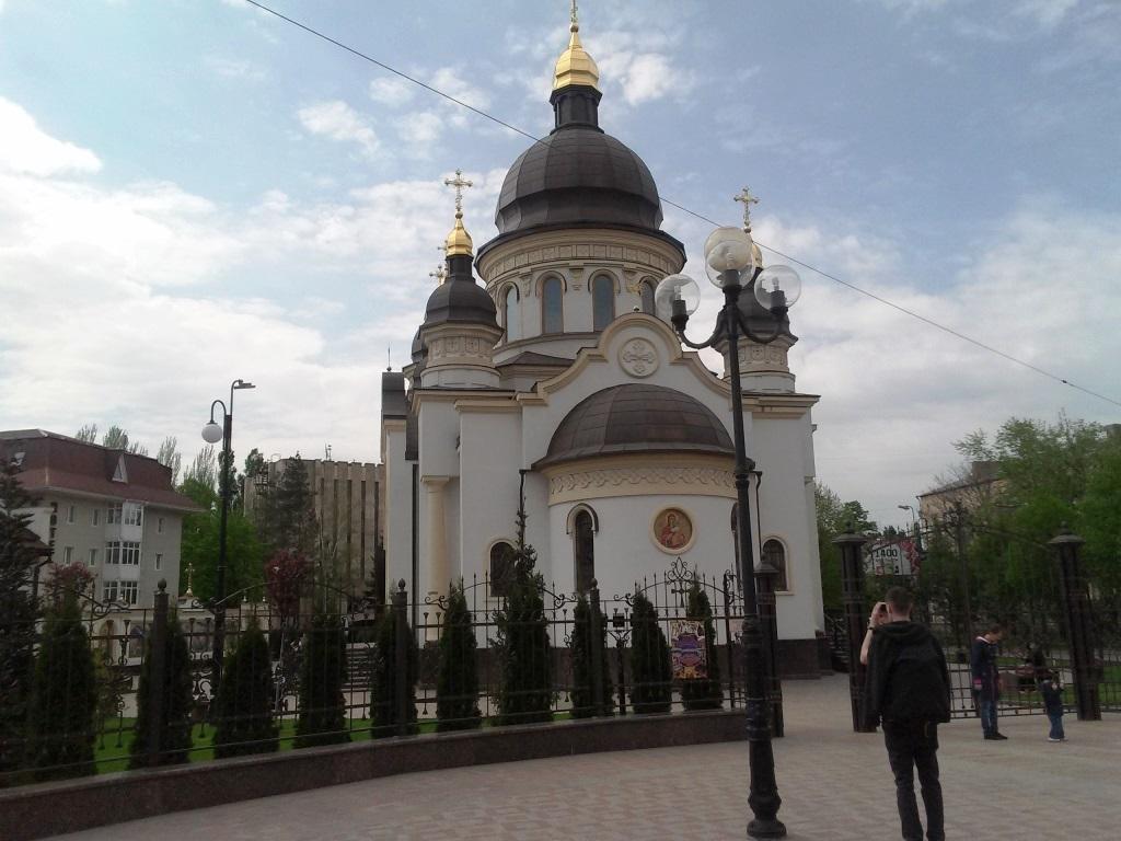 благовещенский собор кировоград