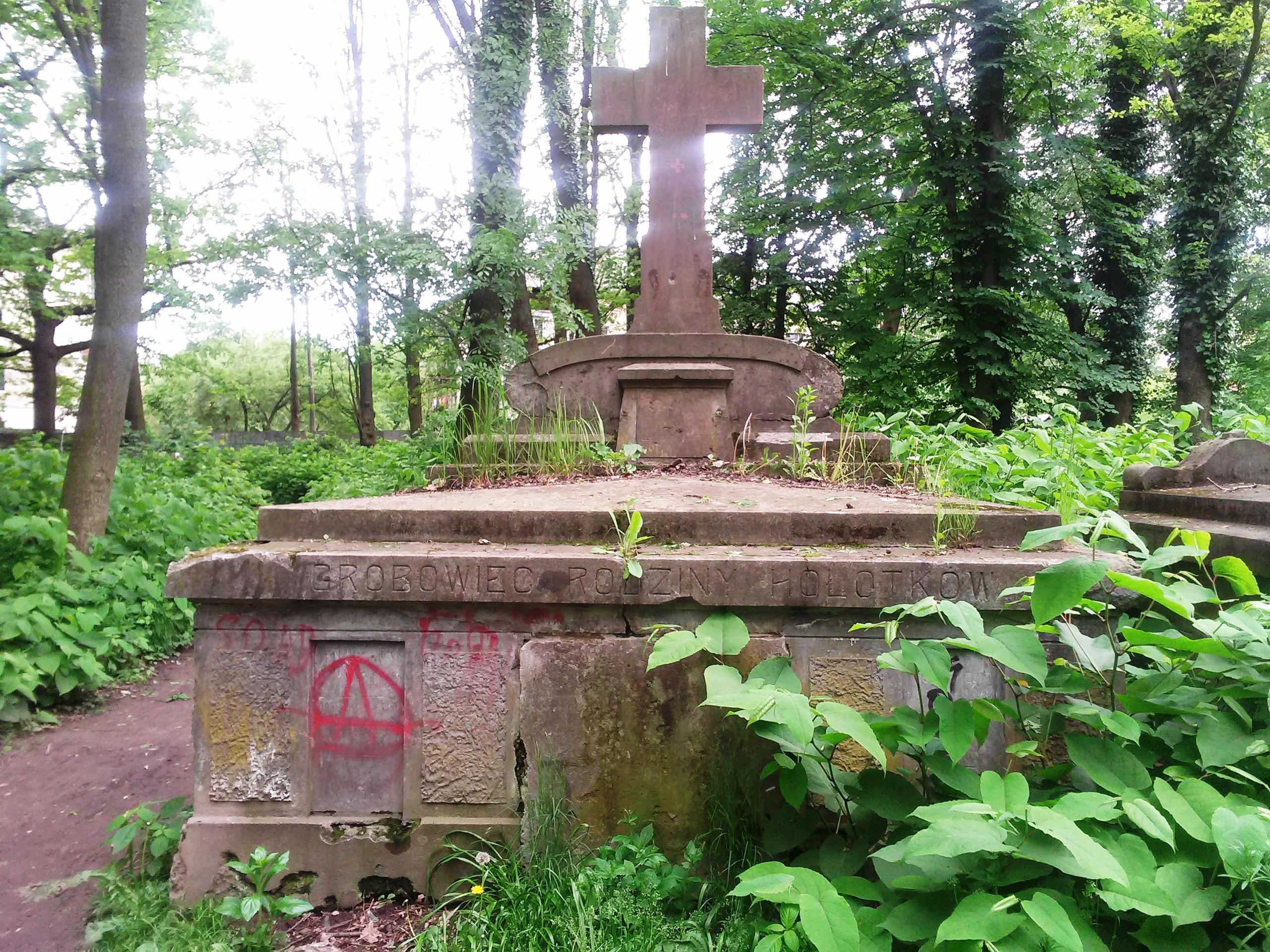 польські поховання кладовище м. Коломия