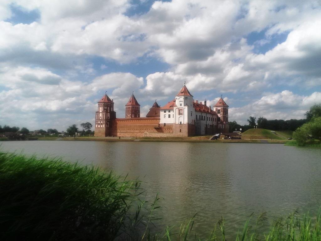 Мирський замок