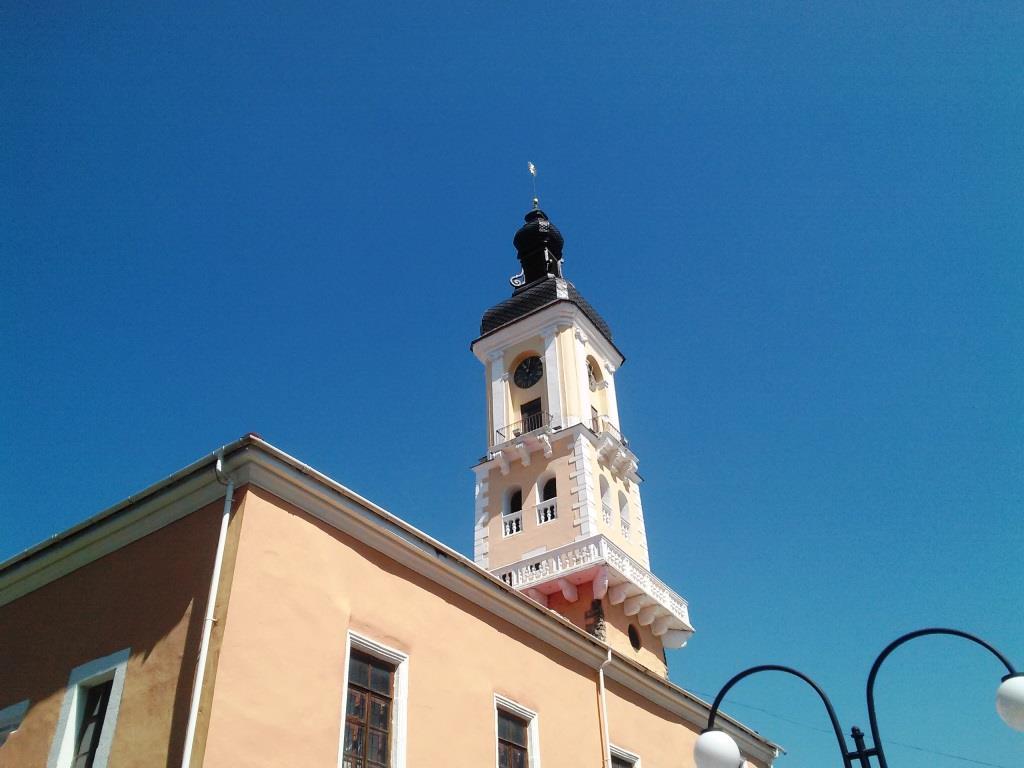 Ратуша в Кам'янець-Подільському