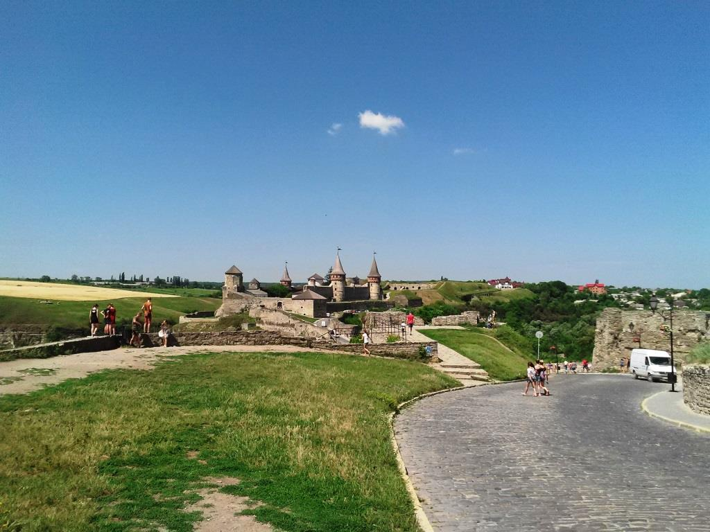 Стара фортеця Кам'янець-Подільського