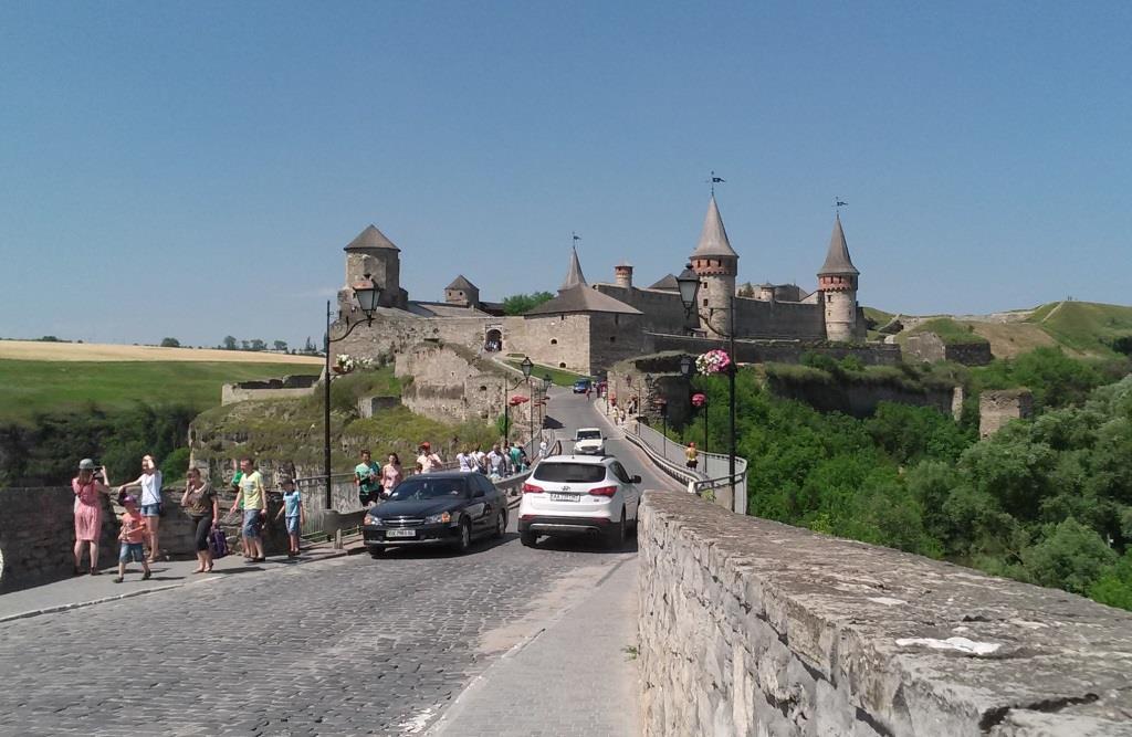Замковий (Турецький) міст