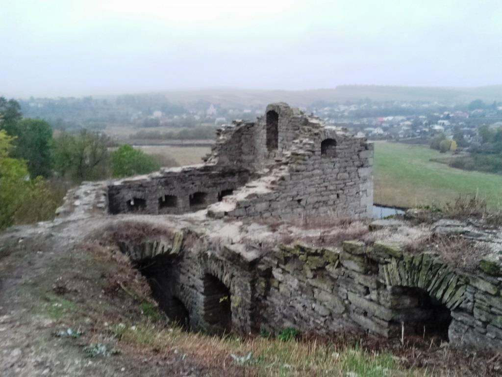 Сатанівський замок