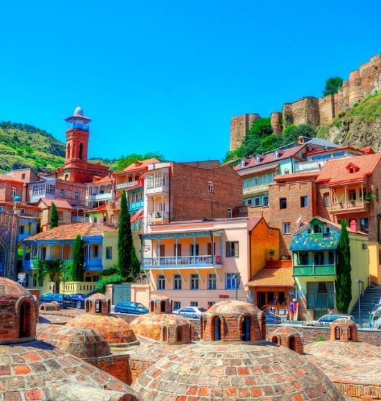 Тбілісі, старе місто
