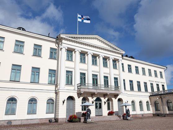 Президентський палац Гельсінкі