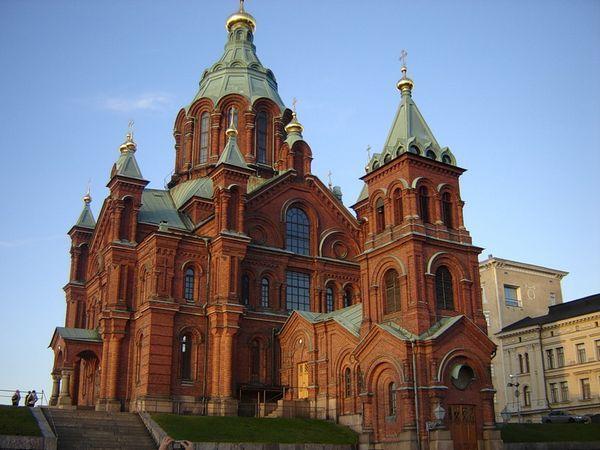 Успенський собор Гельсінкі
